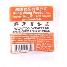 Hung Wang Fo Wonton Wrappers