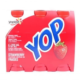 YOPLAIT STRAWBERRY YOGURT DRINK