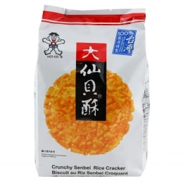 Want Want Fried Senbei Rice Cracker