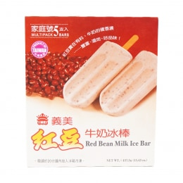 I-MEI RED BEAN MILK ICE BAR