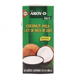AROY-D UHT COCONUT MILK