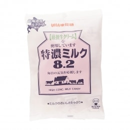 Uha High Conc 8.2 Milk Candy