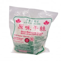 NORTHERN FOOD SOYA BEANCURD STRIPS
