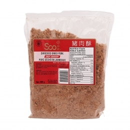 Soo Crisp Shredded Dried Pork Floss Bag