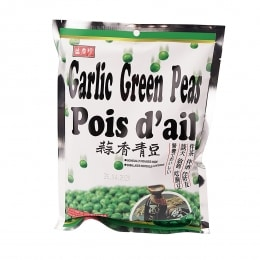 SHJ GARLIC GREEN PEAS