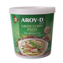 阿罗地绿咖喱胶罐