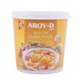 Aroy-D Yelow Curry Paste