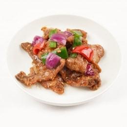T&T Kitchen Pork Chop With Black Pepper (Hot)