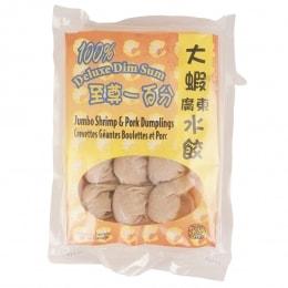 百份百大虾广东水饺
