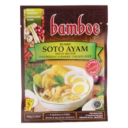 BAMBOE INDO INST SPICES CHIC SOUP