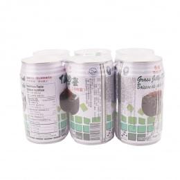 Taisun Grass Jelly Drink 330Gx6