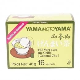 山本山玄米茶