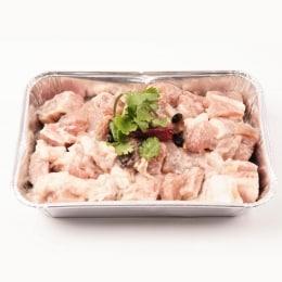 Pork Ribs W/Pre. Black Beans