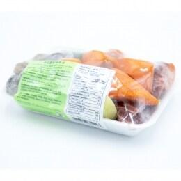 Pork W/Turniped Carrot