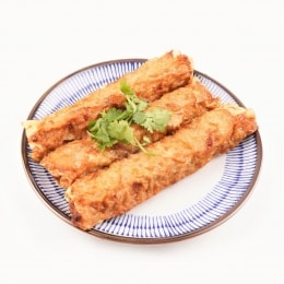 Pork And Fish Roll