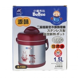 SUN KUNG STAINLESS STEEL VACUUM POT