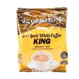 泽合香浓三合一怡保白咖啡