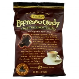 BALIS BEST ESPRESSO COFFEE CANDY