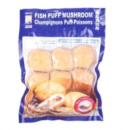 Searay Fish Puff Mushroom 250G
