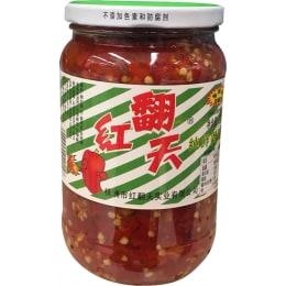 HONG FAN TIAN  CHILI PASTE