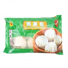 Gdl Steamed Bun With C Spinach