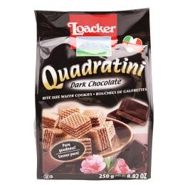 Loacker Dark Chocolate Wafer