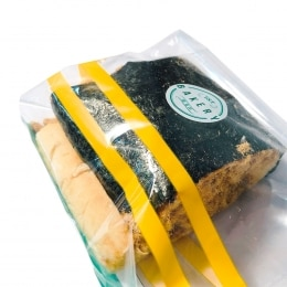 T&T Bakery Dried Pork Seaweed Roll 90g