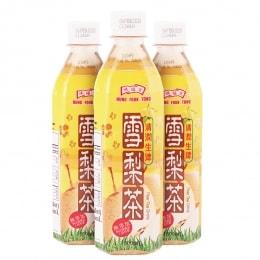 鸿福堂雪梨茶