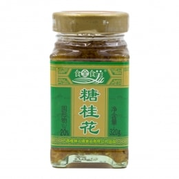 SHIQUANSHIMEI PRESERVED OSMANTHUS FLOWER