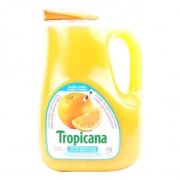 TROPICANA PURE ORANGE JUICE GOVESTAND