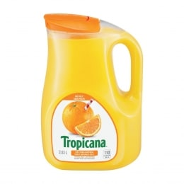 TROPICANA PURE ORANGE JUICE-NO PULP