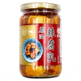 XPL BEAN CURD WITH CHILI
