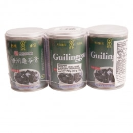 DOUBLE COINS ORIGINAL GRASS JELLY