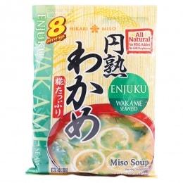 Hikari Miso/Enjuku Wakame Instat 8P