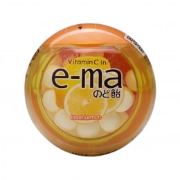 Uha E-Ma Lemon Candy