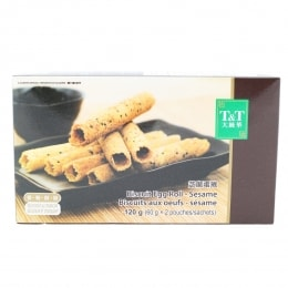 T&T Sesame Biscuit Egg Roll