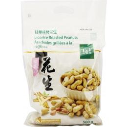 T&T Licorice Roasted Peanuts