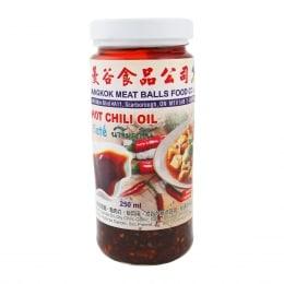 鸡标潮州辣椒油