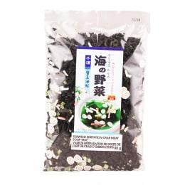 千浦海之野菜蟹玉