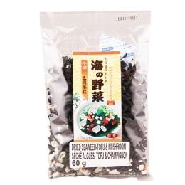 千浦豆腐蘑菇紫菜