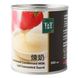 T&T Sweetened Condensed Milk