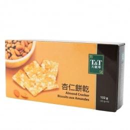 T&T杏仁饼乾