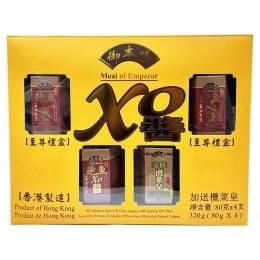 Meal Of Emperor Xo Sauce 4S Gift Set 80gx4