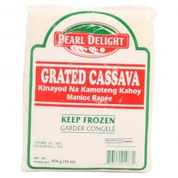 PEARL DELIGHT GRATED CASSAVA