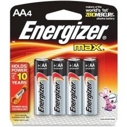 劲量AA硷性电池