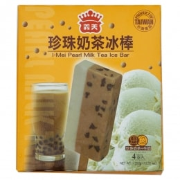 I-Mei Pearl Milk Tea Ice Cream Bar