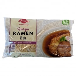 Sun Noodle Shoyu Ramen  311G
