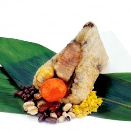 T&T Kitchen Eight Treasure Rice Dumpling (Cold) 280g (1 Pc)