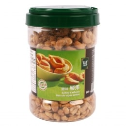 T&T SALTED CASHEWS