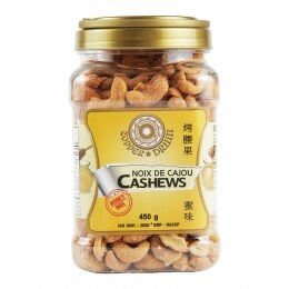 COPPERDRUM HONEY CASHEWS